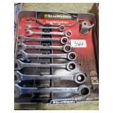Gear Wrench 8mm-18mm