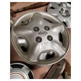 Nissan hubcaps