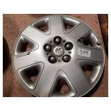 Dodge hubcaps