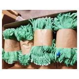 4 Doz. Green Gloves