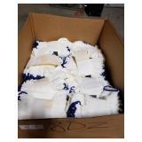 8 Doz. White Gloves