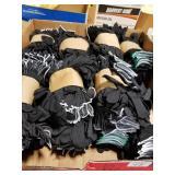 15 Doz. Black Gloves