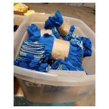 15 Doz. Blue Gloves