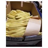 4 Doz. Yellow Gloves