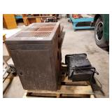 Wonder Coal Stove, Electric Heater
