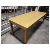 "30"" wide x 72"" long x 15"" tall Table"