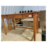 "22"" wide x 47 1/4"" long x 30 1/4"" tall Table"