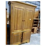 "39"" wide x 71 1/2"" long x 22 1/2"" tall Cabinet"