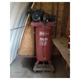 Snap On Upright Air Compressor