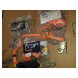 Sala safety straps