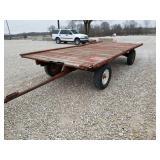 Gehl Flat Bed Wagon