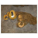 Ingersol Rand Roughneck chain hoist