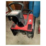 Snapper Electric Snow Blower