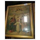 Vintage Religious painting