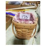 American Cancer Society Longaberger basket