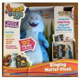Beat Bugs Singing Walter Plush - Blue