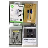 USB Cables for Phones (Car & Home)