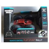 Sharper Image RC Flip Stunt Rally Car Lot B