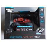 Sharper Image RC Flip Stunt Rally Car Lot C