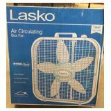 Lasko Air Circulating Box Fan Lot A