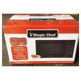 Magic Chef Countertop Microwave Oven 1.1 Cu. Ft.