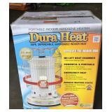Dura Heat Portable Indoor Kerosene Heater Lot A