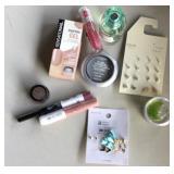 Makeup Lot, Earrings, Perfume