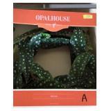 Opal House Wreath Lot A