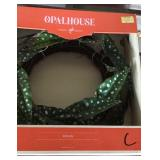 Opal House Wreath Lot C