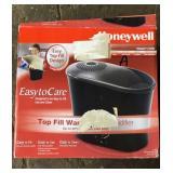Honeywell 1.3 Gallon Top-Fill Warm Mist Lot A