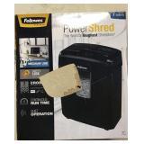 Fellowes 7C 7-sheet Cross-Cut Personal Shredder