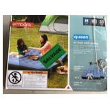 Embark Queen Air Bed With Pump