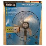 Holmes Whole Room Stand Fan HSF1810AR Lot A