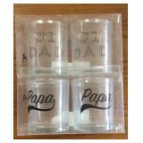 Dad Cups 2 Sets Lot  A