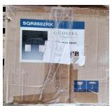Quoizel SQR8602RK Squire Industrial Rustic Vanity