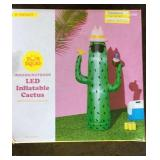 LED Inflatable Cactus