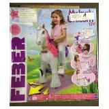 Feber My Lovely Unicorn 12V Ride On Lot A