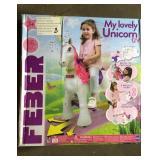Feber My Lovely Unicorn 12V Ride On Lot B