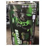 12 Volt Yamaha Raptor Battery Powered Ride Lot B