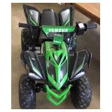12 Volt Yamaha Raptor Battery Powered Ride Lot D