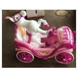 Disney Princess Royal Horse and Carriage Lot B