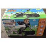 Kalee Green Quad ATV 6 Volt Ride on Car Lot A