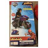Marvel Spider-Man 6V Battery-Powered Motorcycle