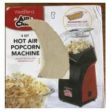 WestBend Air Craft 4 QT. Hot Air Popcorn Lot B
