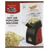 WestBend Air Craft 4 QT. Hot Air Popcorn Lot A