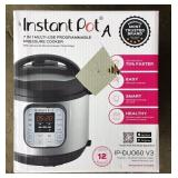 Instant Pot Duo 7-in-1 Electric Pressure Lot A