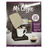 Mr. Coffee Steam Espresso and Cappuccino Lot A