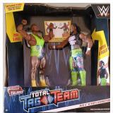 WWE Tough Talkers Total Tag Team Big E & Kofi King