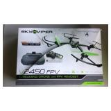 Sky Viper FURY FPV Stunt Drone with Surface Scan