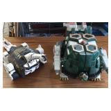 Shuttle Zord & Titanus Mighty Morphan Power